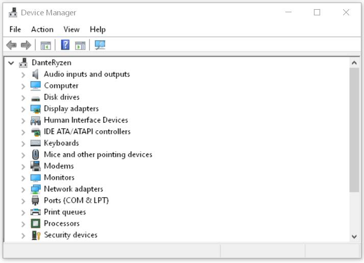 How to Access Device Manager in Windows