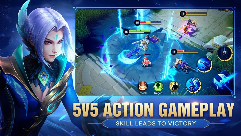 Mobile Legends Bang bang - Gameplay