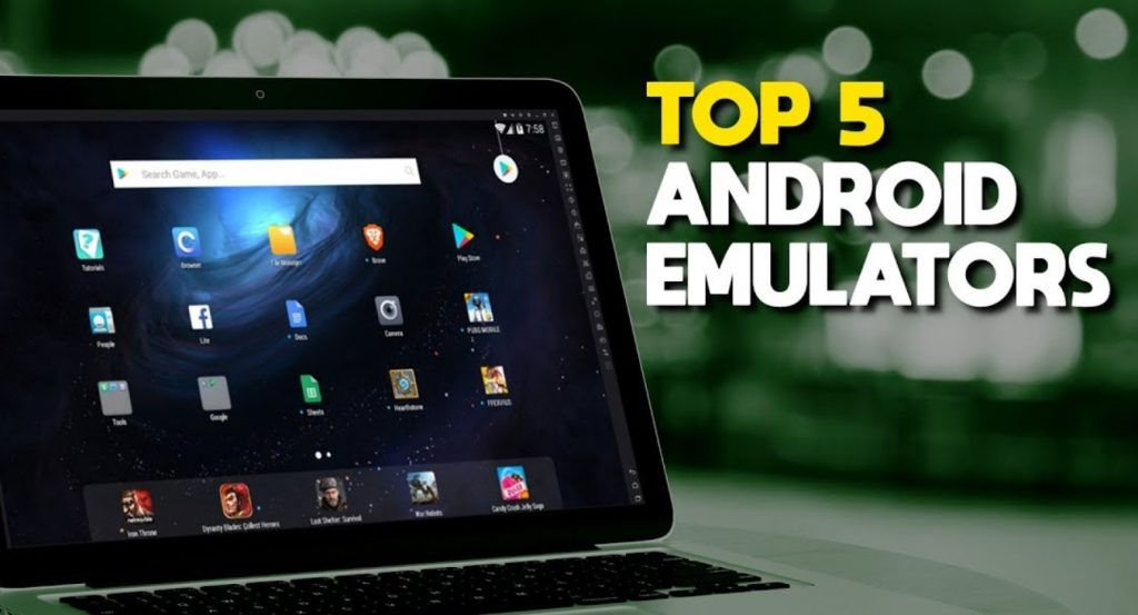 Top 5 Android Emulator