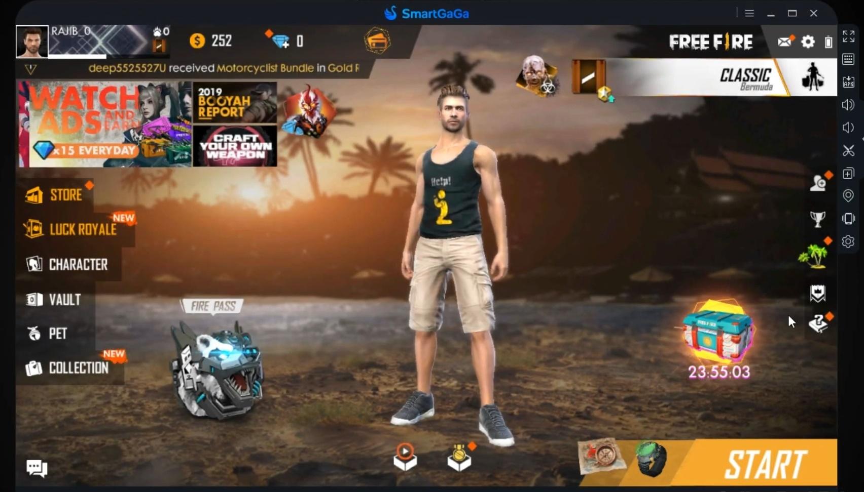 smartgaga gameplay