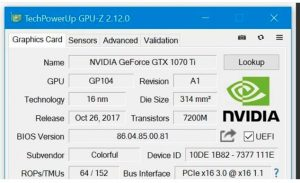 Genuine GPU