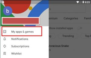 My apps play store-  Gmail Empty trash now button fix